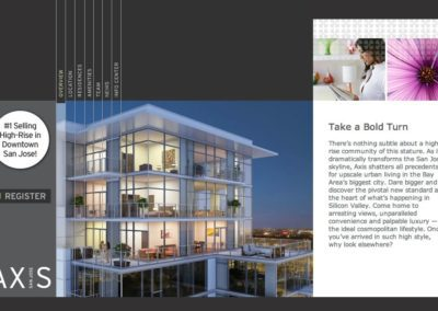 Project Management – Axis Luxury Apartments