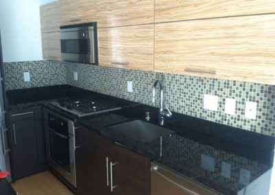 Kitchen remodel by Antonis Construction