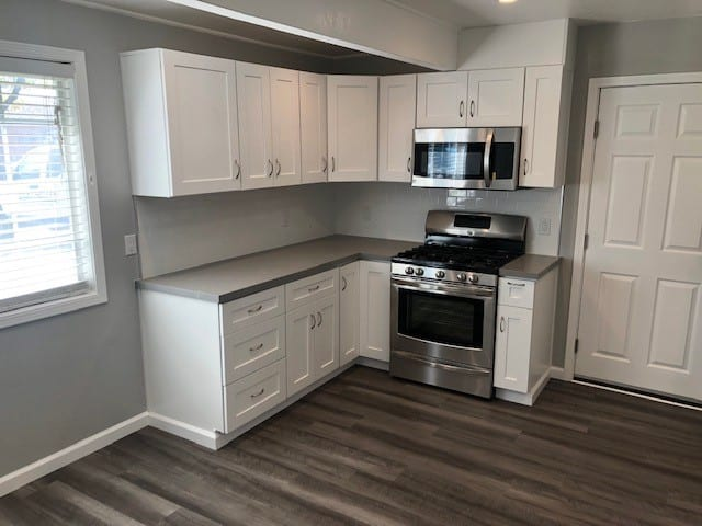 Kitchen remodeling by Antonis Construction