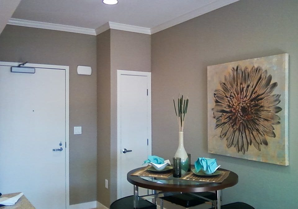 Interior Painting and Drywall Repair